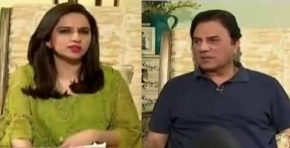 Sawal Yeh Hai (Naeem Bukhari Exclusive Interview) - 8th April 2018