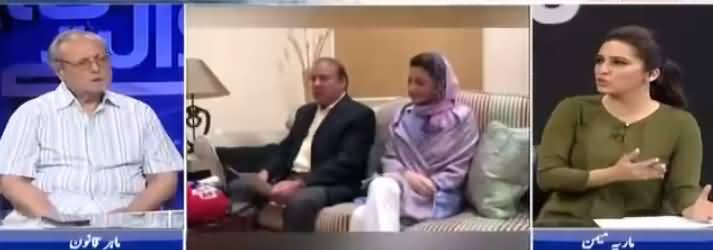 Sawal Yeh Hai (Nawaz Sharif Aur Maryam Ko Saza) - 7th July 2018
