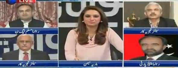 Sawal Yeh Hai (Nawaz Sharif Kis Nazriye Ka Naam Hai?) - 19th November 2017