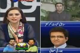 Sawal yeh hai (Pakistan Aur India Amane Saamne) – 3rd June 2017