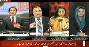 Sawal Yeh Hai (Pakistan Ko Aik Bahadur Aur Emandar Leader Chahiye) – 25th January 2014