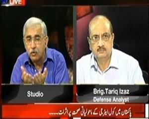 Sawal Yeh Hai (Pakistan Mein Coal Energy Se Hone Wale Maholiyati Sehat Par Asrat) – 21st September 2013