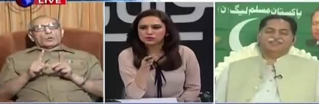 Sawal Yeh Hai (Pakistani Siasat Aur Khalai Makhlooq) - 4th May 2018
