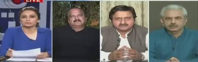 Sawal Yeh Hai (PTI Mein Sab Ka Apna Apna Page) - 1st June 2018