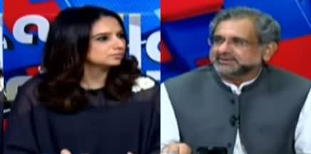 Sawal Yeh Hai (Shahid Khaqan Abbasi Exclusive Interview) - 6th September 2020