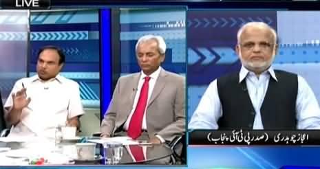 Sayasat Hai Ya Saazish (Judicial Commission Kya Faisla Kare Ga?) – 15th April 2015