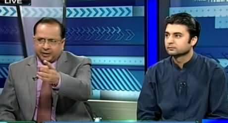 Sayasat Hai Ya Saazish (Kya PTI Aur JI Sath Election Larein Gi?) – 8th April 2015