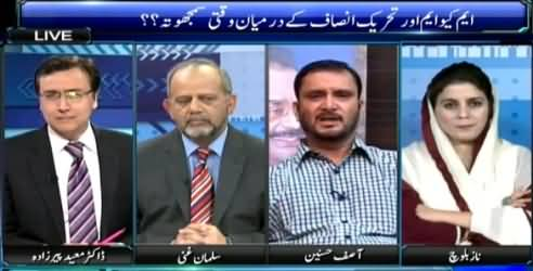 Sayasat Hai Ya Saazish (Who Will Win NA-246, PTI Or MQM?) – 1st April 2015