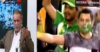 Second Opinion (First Victory of Pakistan in World Cup) – 1st March 2015