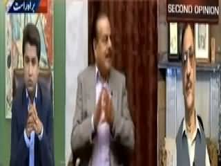 Second Opinion (General (R) Hameed Gul Wafaat Pa Gaye) – 16th August 2015