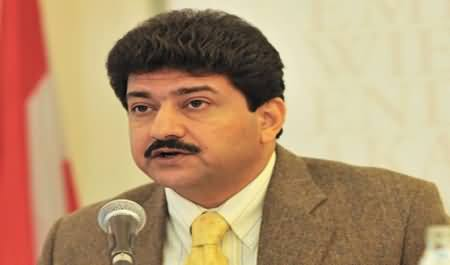 Secret Agencies Attack Us and Then Threaten on Mentioning Their Name - Hamid Mir