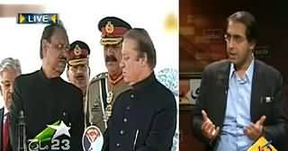 Seedhi Baat (Armed Forces Parade on Pakistan Day) – 23rd March 2015
