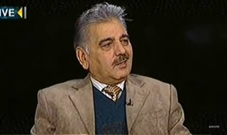 Seedhi Baat (Can Govt Protect the Life and Wealth of People) - 23rd December 2014