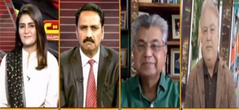 Seedhi Baat (Can Imran Khan Dissolve Assemblies?) - 12th May 2021