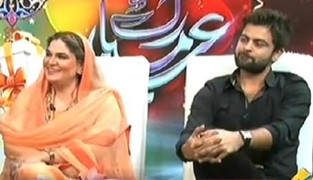 Seedhi Baat (Eid Special Transmission) – 30th July 2014