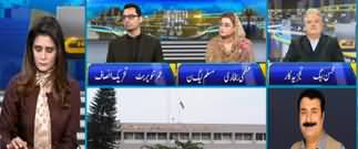 Seedhi Baat (Fawad Hassan Fawad Ka Jurm Kia Tha?) - 21st January 2020