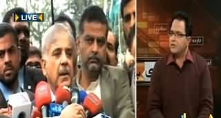 Seedhi Baat (Horse Trading on Peak in Senate Elections) – 5th March 2015