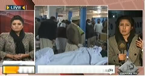 Seedhi Baat (Imran Khan Announces to End Sit-in) - 17th December 2014