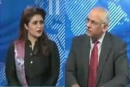 Seedhi Baat (Javed Latif Aur Murad Saeed Ki Larai) – 13th March 2017