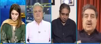 Seedhi Baat (Khawaja Asif Ki Shah Mehmood Per Tanqeed) - 29th July 2020