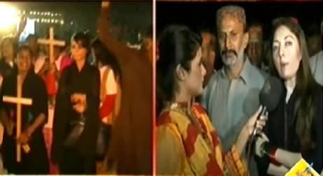 Seedhi Baat (Live Program From Karachi On PPP Jalsa) - 17th October 2014