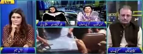 Seedhi Baat (Naye Pakistan Mein Purane Muqadame) - 8th October 2018