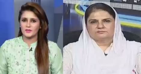 Seedhi Baat (Protest Against Rigging) – 8th August 2018
