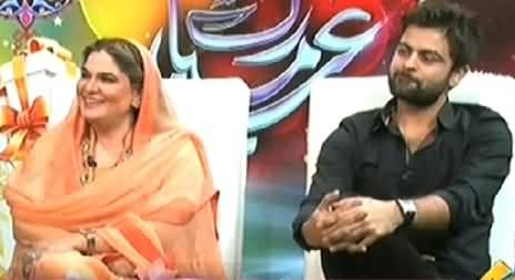 Seedhi Baat REPEAT (Eid Special with Politicians) – 1st August 2014