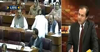 Seedhi Baat (Senate Election Mein Horse Trading) – 3rd March 2015