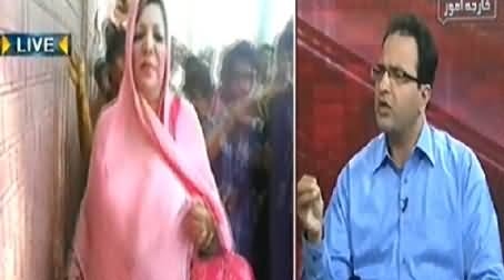Seedhi Baat (Shameful PTI Workers Crossed All the Limits in Hafizabad) - 29th May 2014