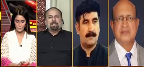 Seedhi Baat (Two Major Parties Left PDM) - 13th April 2021