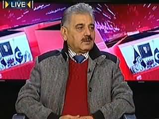 Seedhi Baat (Will Military Courts Resolve Cases Immediately?) - 6th January 2015
