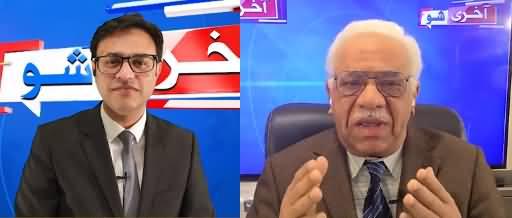 Sehafi Kis Ke Agende Per Kaam Karte Hain - Shaheen Sehbai's Analysis