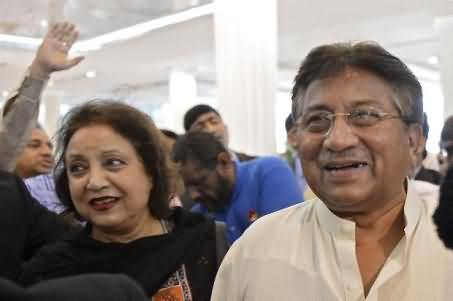 Sehba Musharraf's Campaign Failed To Convince Ex-Army Generals To Support Pervez Musharraf