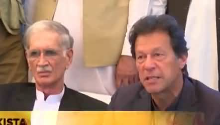 Senate Chairman should be from Balochistan, Imran Khan