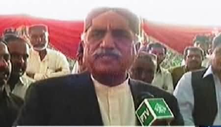 Senate Elections Mein Imran Khan Aur Nawaz Sharif Mein Muk Muka Huwa - Khursheed Shah