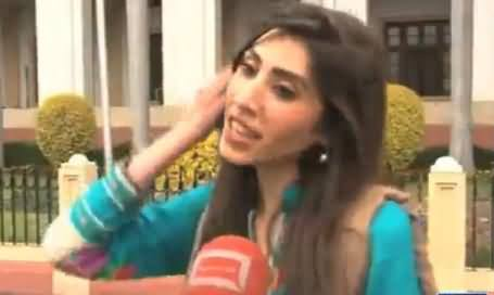 Senate Elections: Punjab Assembly Sees Fancy Dresses and Expensive Cars