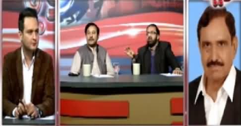 Severe Fight Between Umar Riaz Abbasi and Mian Abdul Mannan - Umar Riaz Abbasi Blasts Abdul Mannan