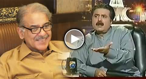 Shahbaz Sharif Goes to Hong Kong For His Dress Tailoring - Aftab Iqbal Reveals