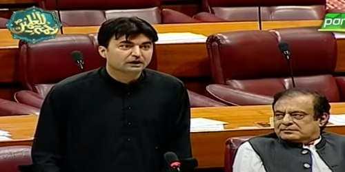 Shahbaz Sharif Ki Takreer Ke Baad Opposition Ka Murad Saeed Ki Takreer Ke Dauran Shor Sharaba Aur Walk Out