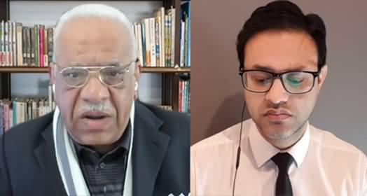 Shaheen Sehbai Analysis On PDM Jalsa, Shah Awais Noorani & Nawaz Sharif Speech