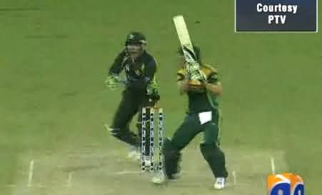 Shahid Afridi Retires From ODI - A Glimpse of Shahid Afridi's 18 Years Career