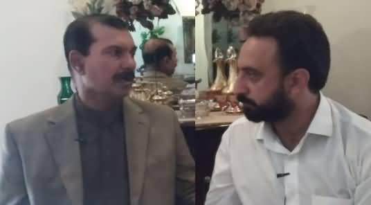 Shahid Lateef Exclusive Talk With Abid Andleeb on Current Issues