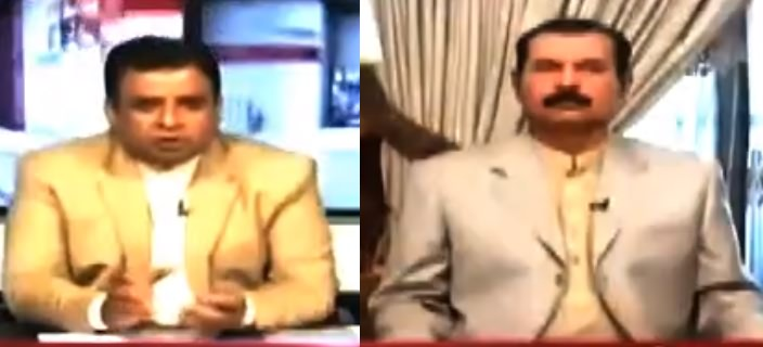 Shahid Latif Comments on The Dressing of Imran Khan's Wife Bushra Bibi