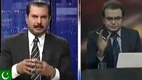 Shahid Latif Shuts the Mouth of Indian Anchor in Live Show, Must Watch