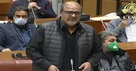 Shahzad Akbar Exposed PML-N Corruption In Senate Session - 18th January 2021