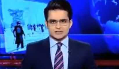Shahzeb Khanzada Analysis on Justice Shaukat Aziz Remarks Against Army