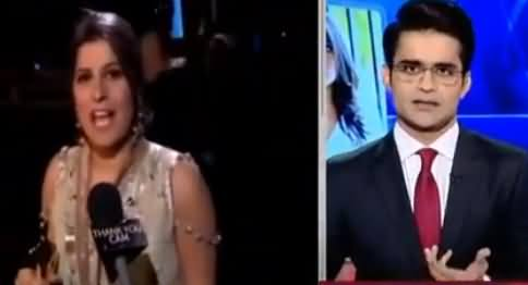 Shahzeb Khanzada Detailed Analysis on Sharmeen Chinoy's Scandal of Friends Request