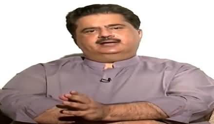 Sharjeel Memon Shutar Murgh Ka Ganda Anda Hai, Pehle Wo Chooze Ka Anda Tha - Nabil Gabol