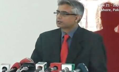 Shaukat Khanum Hospital Rejects Blackmailing, Watch Full Press Conference By CEO Dr. Faisal Sultan